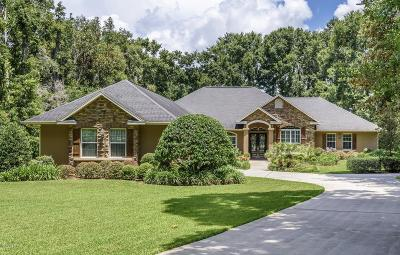 Ocala Single Family Home For Sale: 6859 SE 12th Circle