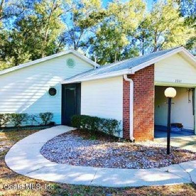 Ocala FL Single Family Home For Sale: $117,000