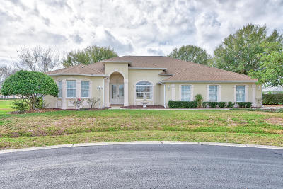 Ocala Single Family Home For Sale: 5464 NW 23rd Place