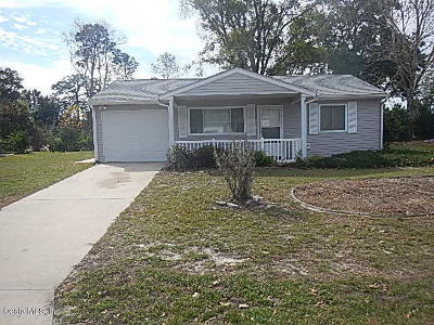 Marion County Rental For Rent: 9164 SW 109th Lane