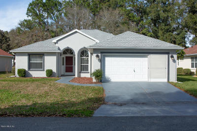 Ocala Single Family Home For Sale: 6793 SW 111th Loop