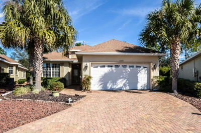 Ocala Single Family Home For Sale: 8345 SW 82nd Loop