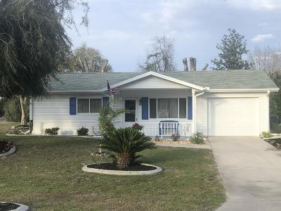 Ocala Single Family Home For Sale: 8105 SW 107th Place