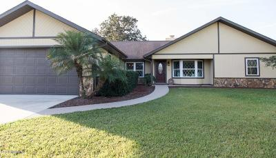 Ocala Single Family Home Pending: 2930 SE 35th Street