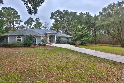 Ocala Single Family Home For Sale: 5850 NW 75th Avenue Avenue