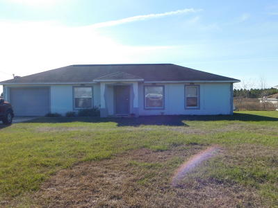 Ocala Single Family Home Pending: 172 Juniper Run