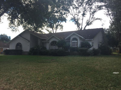 Ocala Single Family Home For Sale: 5020 NE 9th Street