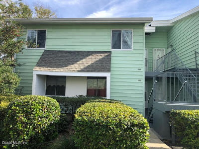 Ocala Condo/Townhouse For Sale: 586-A Midway Drive #B-101
