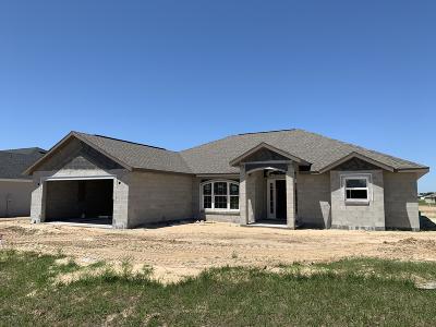Meadow Glenn Single Family Home For Sale: 5019 SW 97th Lane