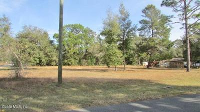 Dunnellon Residential Lots & Land For Sale: SW 80th Place Road