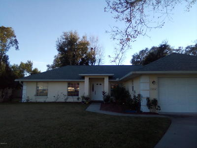 Majestic Oaks Single Family Home For Sale: 5332 SW 82nd Lane