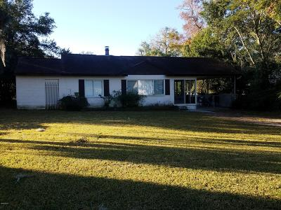 Ocala Single Family Home For Sale: 1130 NE 13th Street