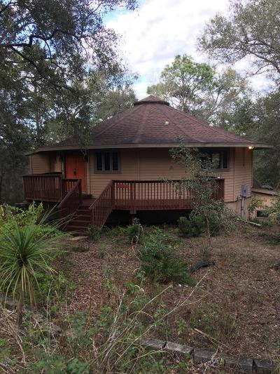 Ocklawaha Single Family Home For Sale: 16059 SE 34th Place