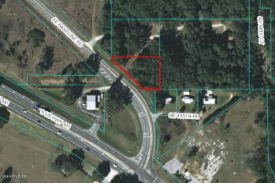 Belleview FL Residential Lots & Land For Sale: $25,000