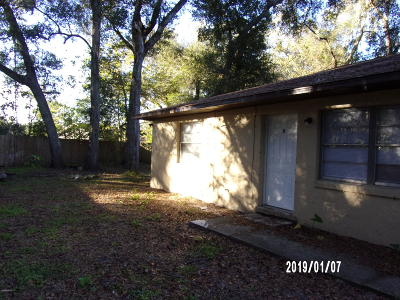 Citrus County, Levy County, Marion County Rental For Rent: 4276 NW 21st Ave All Units Avenue #D