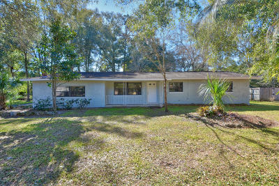 Ocala Single Family Home For Sale: 2012 NE 46th Street