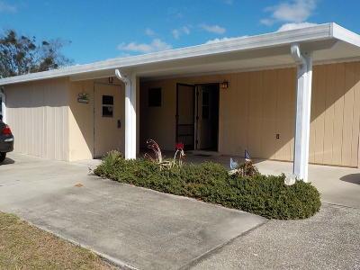 Ocala FL Single Family Home For Sale: $63,900