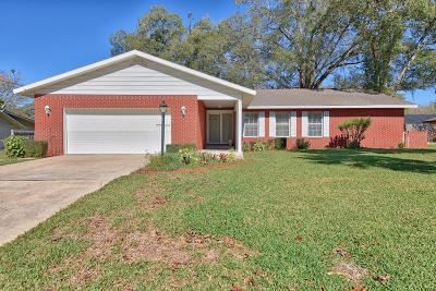 Ocala Single Family Home For Sale: 4505 SE 11th Place