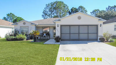 Summerglen Single Family Home For Sale: 15321 SW 15th Terrace Road