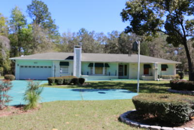 Dunnellon Single Family Home For Sale: 8830 SW 200 Circle