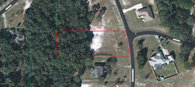 Silver Springs FL Residential Lots & Land For Sale: $30,000