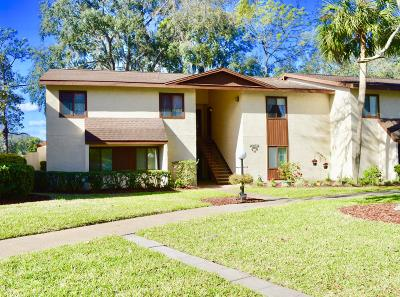 Ocala Condo/Townhouse For Sale: 657 Midway Drive #B