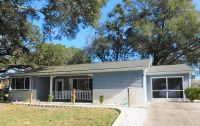 Ocala Single Family Home For Sale: 8458 SW 109th Place