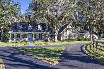 Ocala Farm For Sale: 2251 SW 90th Street
