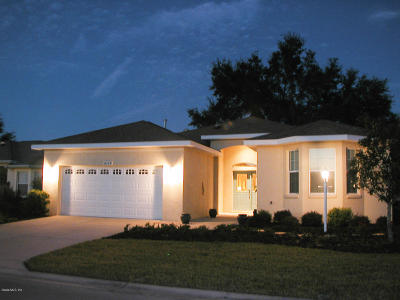 Ocala Single Family Home For Sale: 8109 SW 78th Terrace Road