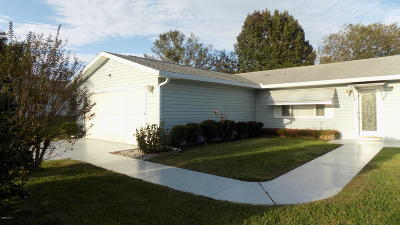 Summerfield FL Single Family Home For Sale: $149,900