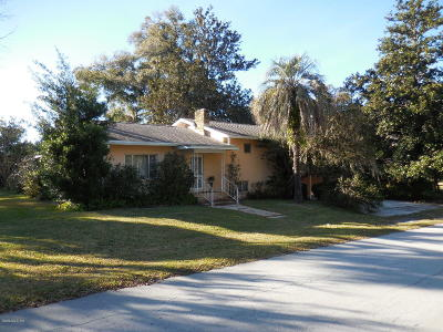 Levy County Single Family Home For Sale: 108 NW 2nd Street