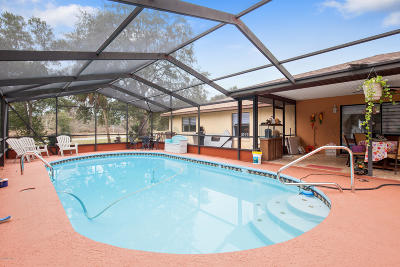 Ocala Single Family Home For Sale: 10427 SW 81 Terrace Road
