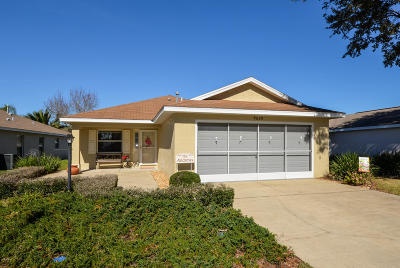 Ocala Single Family Home For Sale: 9659 SW 93rd Loop