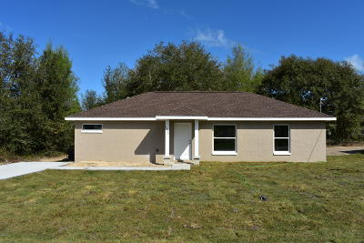 Ocala Single Family Home For Sale: 5823 NW 6th Street
