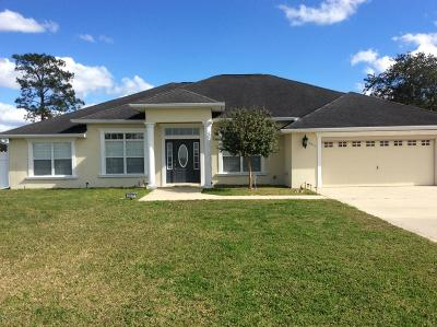 Ocala Single Family Home For Sale: 9875 SW 49th Avenue