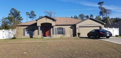 Ocala Single Family Home For Sale: 13231 SW 31st Avenue Road
