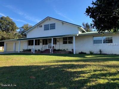 Single Family Home For Sale: 6200 Park Avenue
