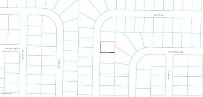Marion Oaks North, Marion Oaks Rnc, Marion Oaks South Residential Lots & Land For Sale: SW 40th Circle