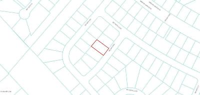 Marion Oaks North, Marion Oaks Rnc, Marion Oaks South Residential Lots & Land For Sale: SW 50th Avenue