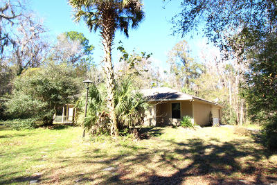 Ocala Single Family Home For Sale: 13563 SW 12th Place