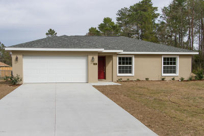 Citrus County, Levy County, Marion County Rental For Rent: 3711 SW 131st Place Road