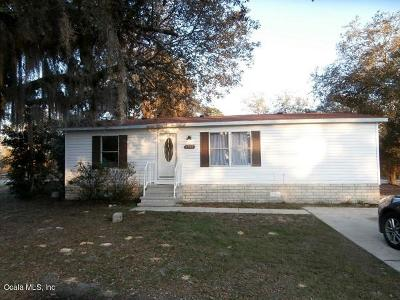 Dunnellon FL Mobile/Manufactured For Sale: $65,900