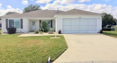 The Villages FL Single Family Home For Sale: $252,900