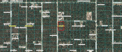 Residential Lots & Land For Sale: Corner SW 82nd Lane & SW 134th Avenue