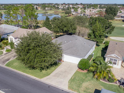 The Villages Single Family Home For Sale: 3271 Richmond Drive