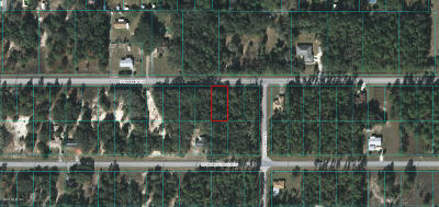 Rainbow Lake Es Residential Lots & Land For Sale: Lot 3 SW Marine Blvd