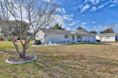 Spruce Creek Single Family Home Sold: 6384 SW 111th Place