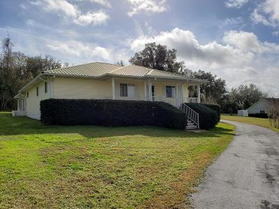 Ocala Single Family Home For Sale: 2250 SW 87th Place