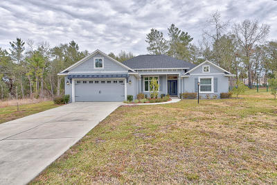 Ocala Single Family Home For Sale: 5117 SW 114th Street Road