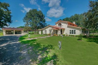 Reddick Farm For Sale: 11185 NW 120th Street